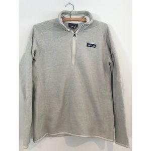 1/4 Zip Women's Patagonia Sweatshirt